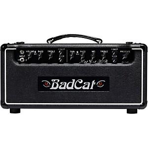 Bad Cat Hot Cat 30 Watt Guitar Amp Head with Reverb by Bad Cat