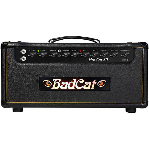 Bad Cat Hot Cat 30W Guitar Amp Head