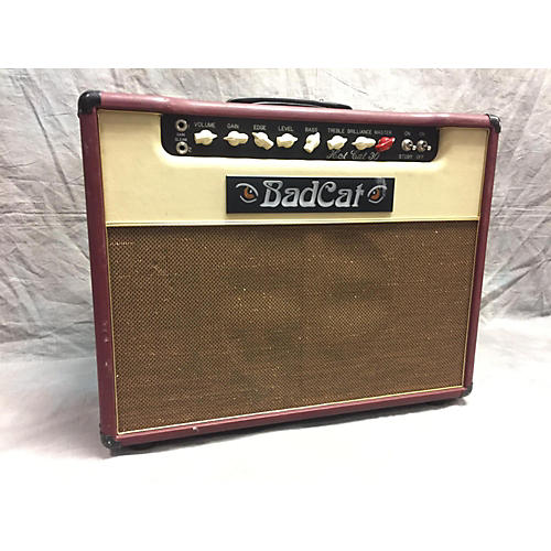 Bad Cat Hot Cat 30W Tube Guitar Amp Head-thumbnail