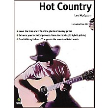 Sanctuary Hot Country: A Comprehensive Guide To Lead And Rhythm Country Guitar Playing Book and CD
