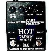 Carl Martin Hot Drive 'N Boost MKII Effect Pedal