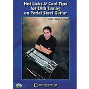 Centerstream Publishing Hot Licks & Cool Tips for E9th Tuning on Pedal Steel Guitar DVD