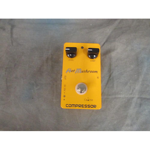 In Store Used Hot Mushroom Effect Pedal
