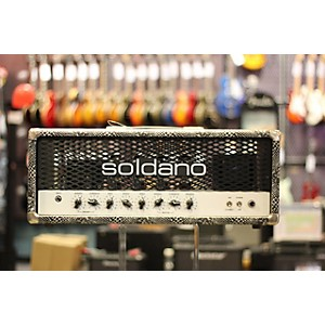 Pre-owned Soldano Hot Rod 100 Tube Guitar Amp Head