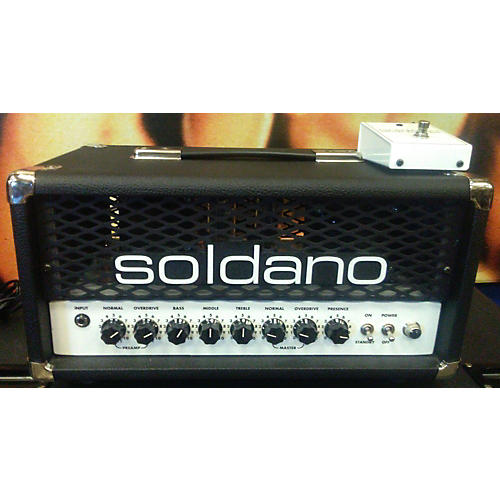 Soldano Hot Rod 25 25W Tube Guitar Amp Head
