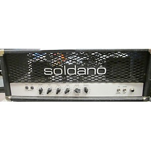 Pre-owned Soldano Hot Rod 50 Tube Guitar Amp Head