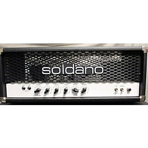 Pre-owned Soldano Hot Rod 50 Tube Guitar Amp Head by Soldano