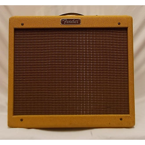 Fender Hot Rod Blues Junior 15W 1x12 - Tube Guitar Combo Amp-thumbnail