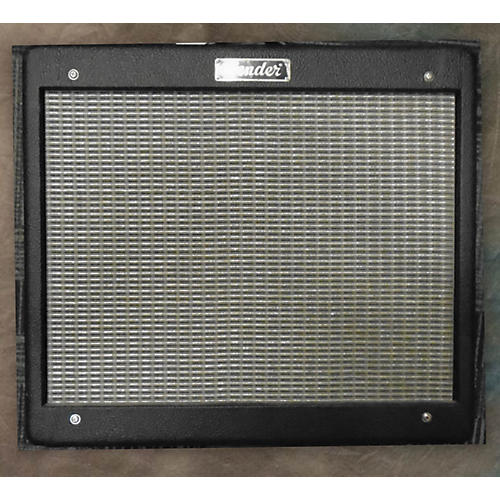 Fender Hot Rod Blues Junior 15W 1x12 Tube Guitar Combo Amp