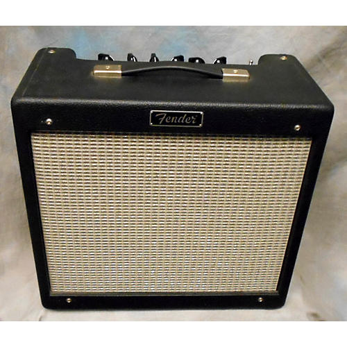 Fender Hot Rod Blues Junior 15W 1x12 Tube Guitar Combo Amp-thumbnail