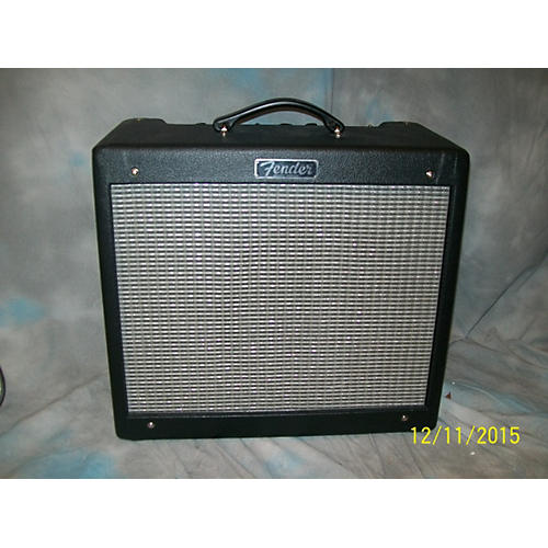 Fender Hot Rod Blues Junior III 15W 1x12 Tube Guitar Combo Amp-thumbnail