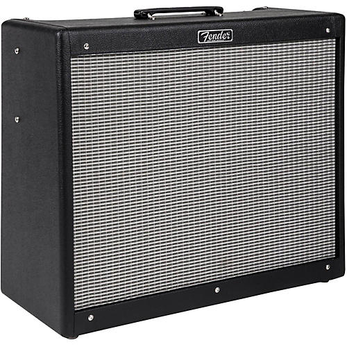 Fender Hot Rod DeVille 212 III 60W 2x12 Tube Guitar Combo Amp Black