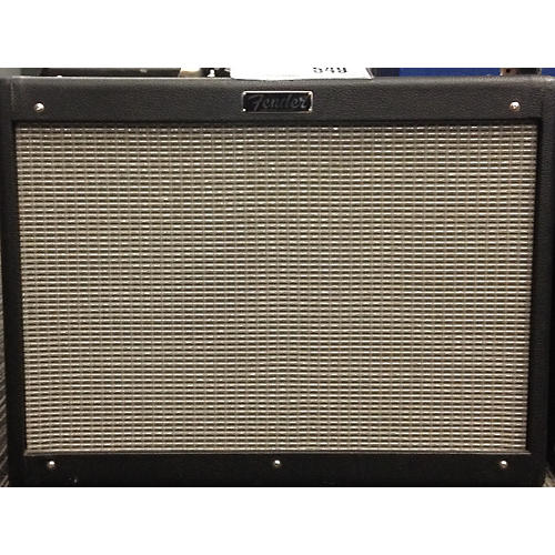 Fender Hot Rod Deluxe 1x12 Emerald Isle Cabinet Guitar Cabinet-thumbnail