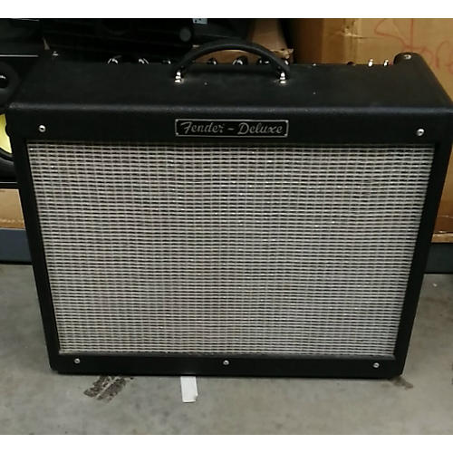 Fender Hot Rod Deluxe II 40W 1X12 Tube Guitar Combo Amp