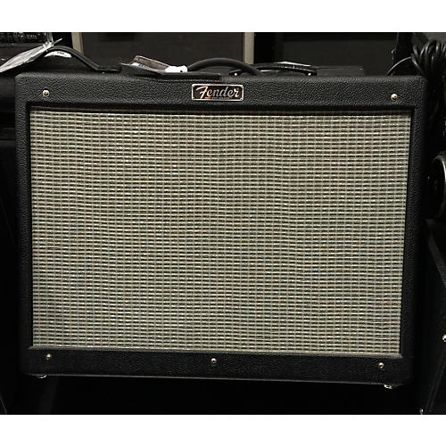 Fender Hot Rod Deluxe III Black Tube Guitar Combo Amp-thumbnail