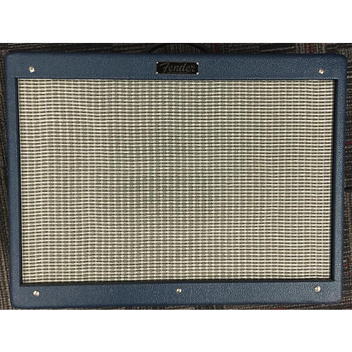 Fender Hot Rod Deluxe Limited Edition BLUE 1x12 Tube Guitar Combo Amp