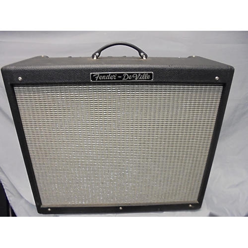Fender Hot Rod Deville 60W 2x12 Tube Guitar Combo Amp-thumbnail