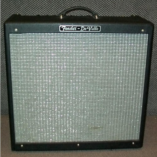 Fender Hot Rod Deville 60W 4x10 Tube Guitar Combo Amp-thumbnail