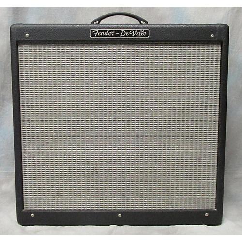 Fender Hot Rod Deville 60W 4x10 Tube Guitar Combo Amp-thumbnail