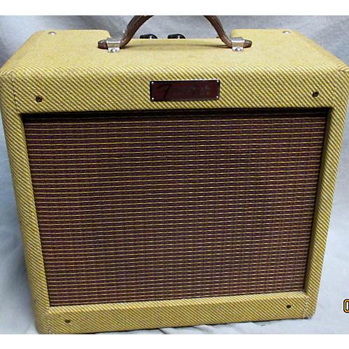 Fender Hot Rod Pro Junior III 15W 1x10 Tweed Tube Guitar Combo Amp-thumbnail