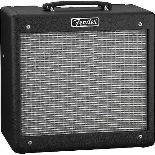 Fender Hot Rod Series Pro Junior III 15W 1x10 Tube Guitar Combo Amp Black
