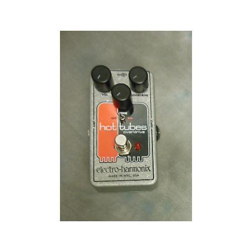 Electro-Harmonix Hot Tubes Overdrive Effect Pedal-thumbnail