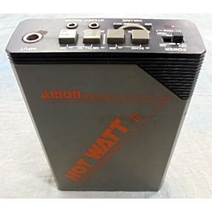 Pre-owned Arion Hot Watt II Battery Powered Amp