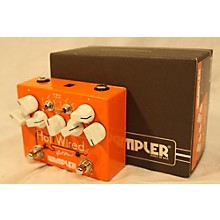 Wampler Hot Wired Effect Pedal