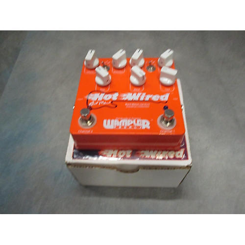 Wampler Hot Wired V2 Effect Pedal