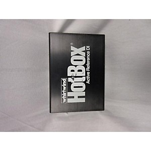 Pre-owned Whirlwind HotBox Active Reference DI Audio Interface by Whirlwind
