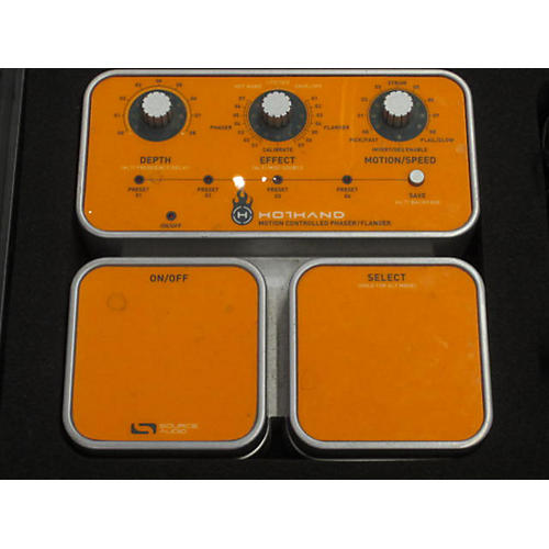 Source Audio HotHand Effect Pedal-thumbnail