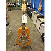Dobro Hound Dog Deluxe Round Neck Resonator Guitar