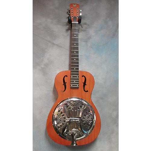 Dobro Hound Dog Round Neck Resonator Guitar-thumbnail
