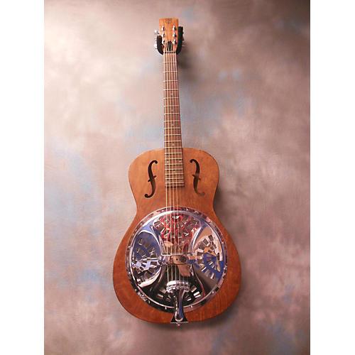 Dobro Hound Dog Round Neck USA Acoustic Guitar