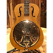 Dobro Hounddog Roundneck Resonator Guitar