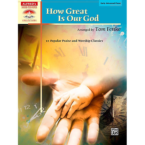 Alfred How Great Is Our God Early Advanced Piano Book-thumbnail