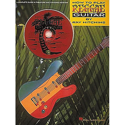 Hal Leonard How To Play Reggae Guitar (Book and CD Package)-thumbnail