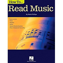 Hal Leonard How To Read Music Book