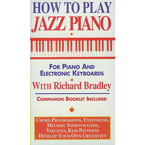 Alfred How to Play Jazz-thumbnail