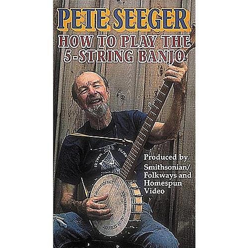 Hal Leonard How to Play the 5-String Banjo Video-thumbnail