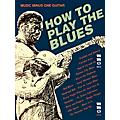 Music Minus One How to Play the Blues Music Minus One Series Softcover with CD Written by Dick Weissman thumbnail