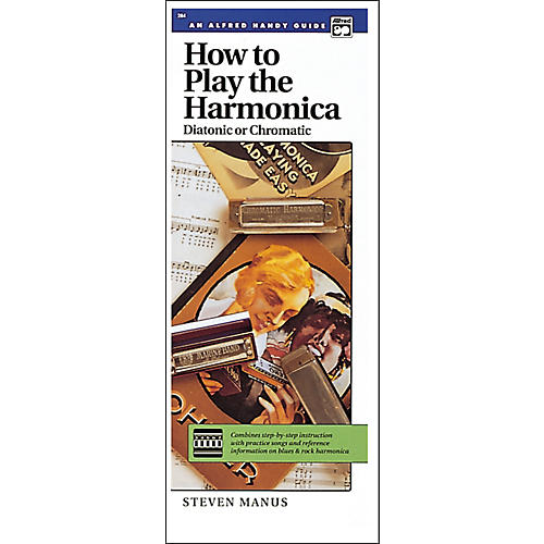 Alfred How to Play the Harmonica