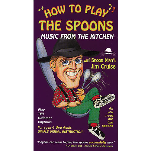 ZZZ How to Play the Spoons