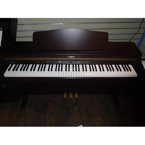 used roland hp103 digital piano guitar center. Black Bedroom Furniture Sets. Home Design Ideas