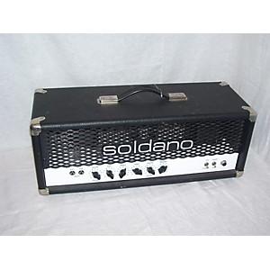 Pre-owned Soldano Hr-50 Tube Guitar Amp Head by Soldano