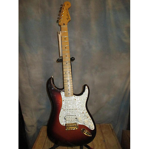 Fender Hss Stratocaster Solid Body Electric Guitar
