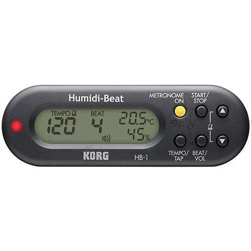 Korg HuMIDI-Beat Metronome Hygrometer