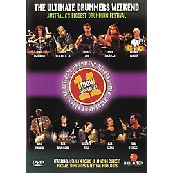 Hudson Music The Ultimate Drummers Weekend #11 (DVD) (320471)
