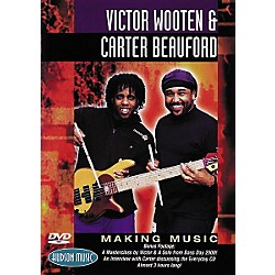 Hudson Music Victor Wooten and Carter Beauford - Making Music DVD (320306)