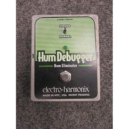 Electro-Harmonix Hum Debugger Effect Pedal